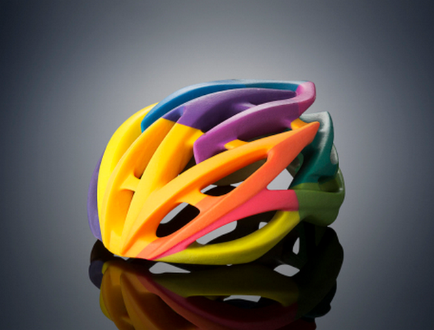 Шолом надрукований на 3D принтері