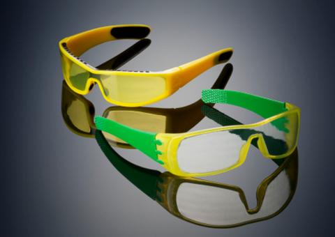 окуляри надруковані 3D принтером