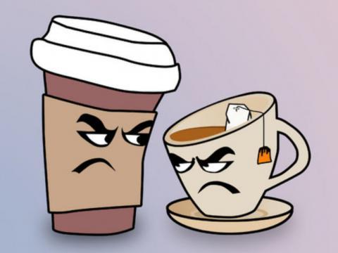 Кава чи чай?
